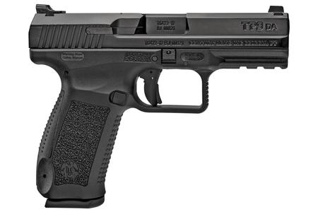 CANIK TP9DA 9MM BLACK PISTOL