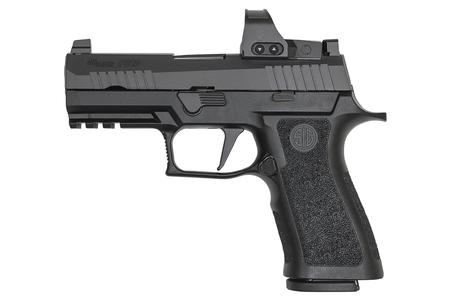 P320, 9MM, 3.9IN, PRO , BLACK, X RAY 3 SIGHTS,ROMEO 1PRO6MOA, 3 15RD MAGS