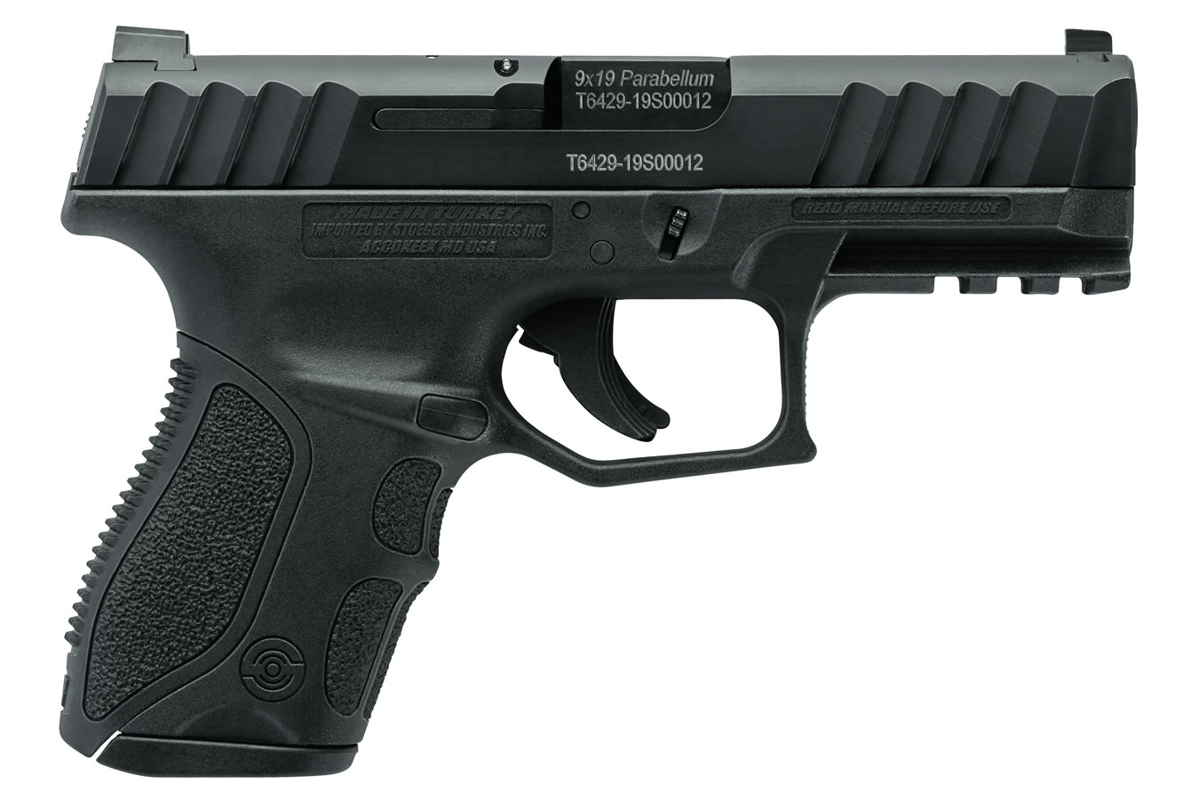No. 12 Best Selling: STOEGER STR-9 COMPACT 9MM STRIKER-FIRED PISTOL