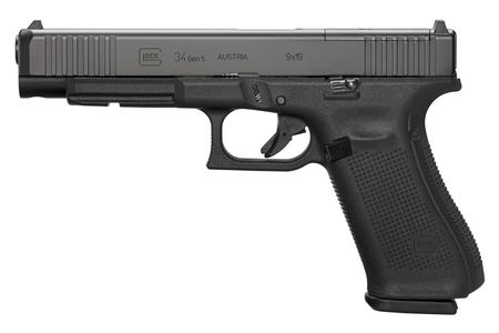 GLOCK 34 MOS GEN 5 9MM (10-ROUND MODEL)