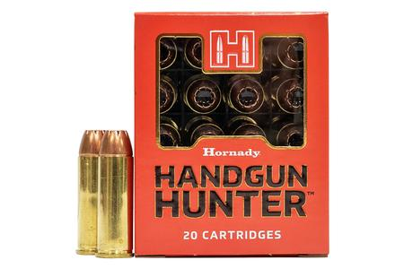 HORNADY 44 Rem Mag 200 gr Monoflex Handgun Hunter 20/Box
