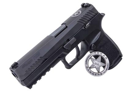 SIG SAUER P320 FULL SIZE 9MM TEXAS RANGER EDITION