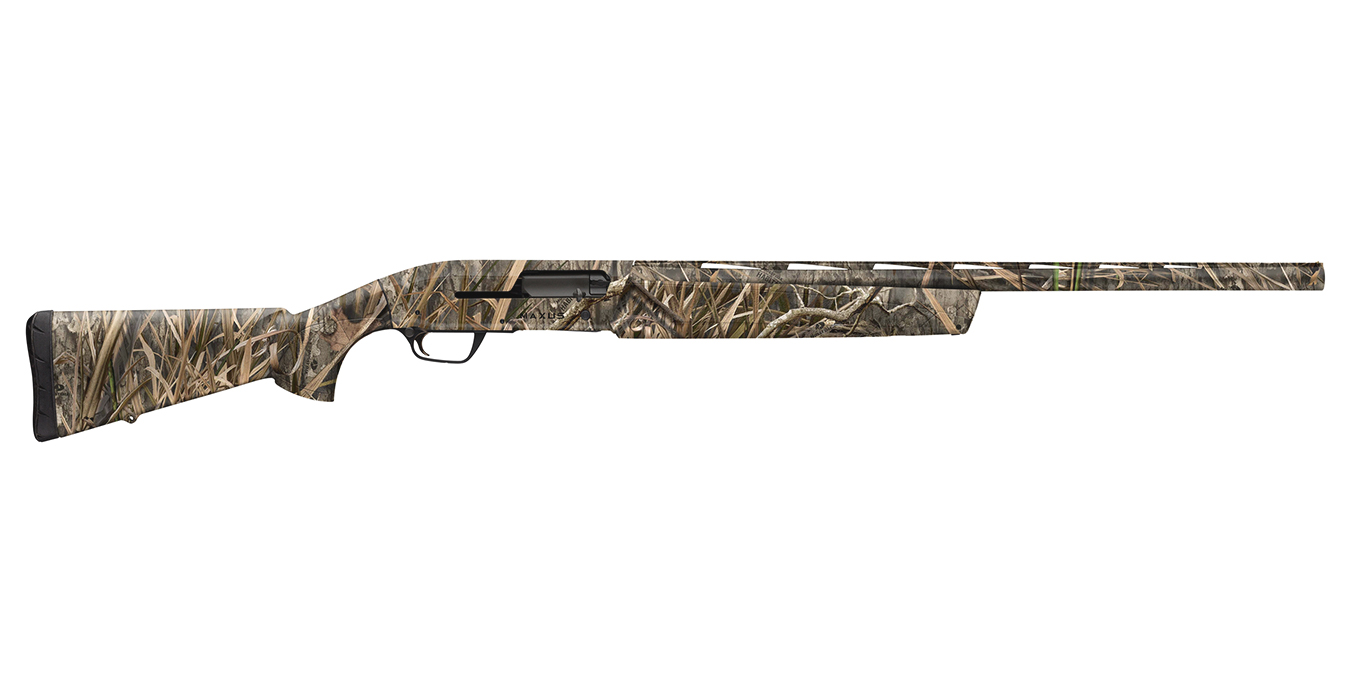 MAXUS 12 GA 28 IN BBL MOSSY OAK SHADOW GRASS HABITAT CAMO