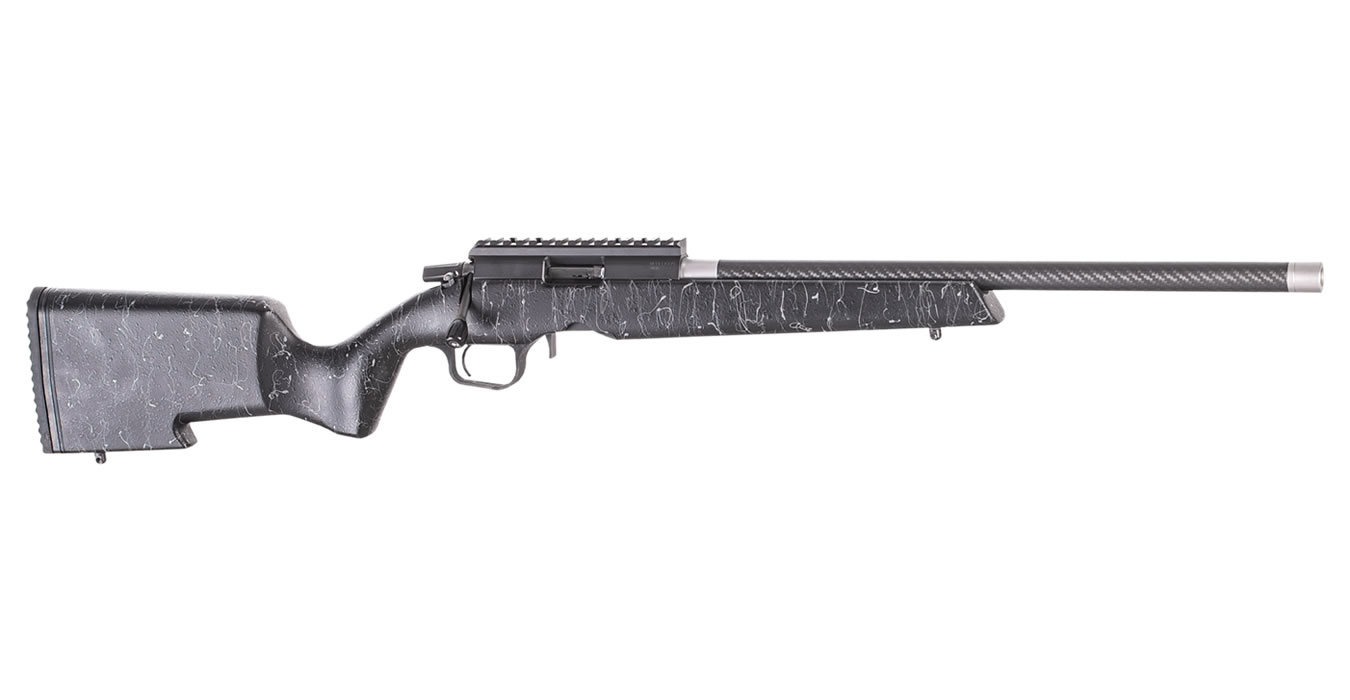 RANGER 22 LR BOLT ACTION BLACK/GRAY STOCK