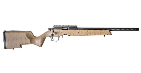 CHRISTENSEN ARMS RANGER 22 LR BOLT ACTION TAN/BLACK STOCK