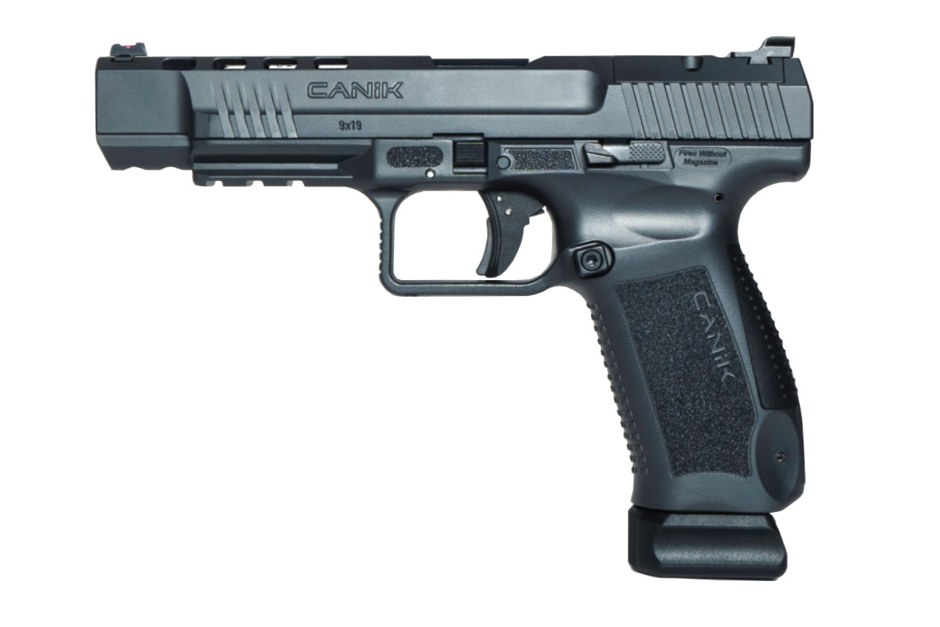 TP9SFX 9MM PISTOL WITH SNIPER GRAY FINISH