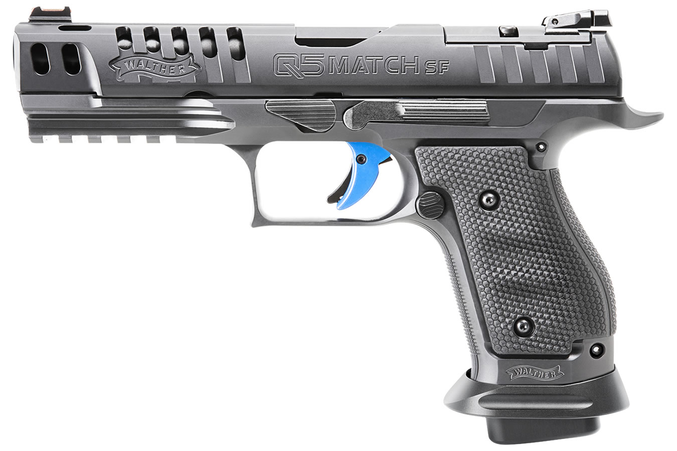 PPQ Q5 MATCH STEEL FRAME PRO 9MM *CERTIFIED*
