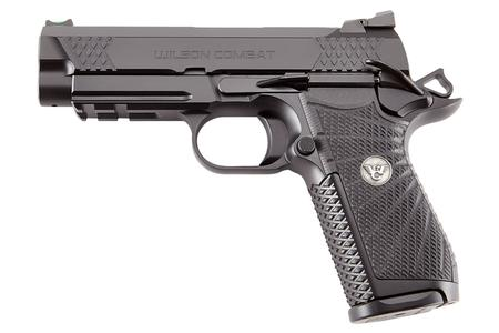 WILSON COMBAT 1911 EDC X9 9mm Pistol with G10 Grips and Light Rail