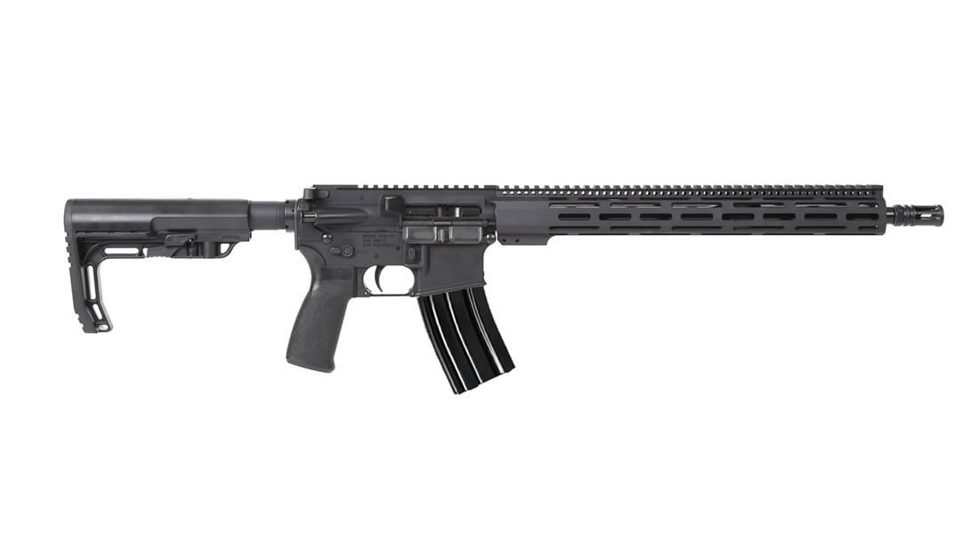 No. 11 Best Selling: RADICAL FIREARMS RF-15 SOCOM 5.56MM AR-15 RIFLE WITH 15-INCH FCR FREE-FLOAT RAIL
