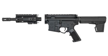 ALEX PRO FIREARMS 5.56MM AR-15 TAKEDOWN PISTOL