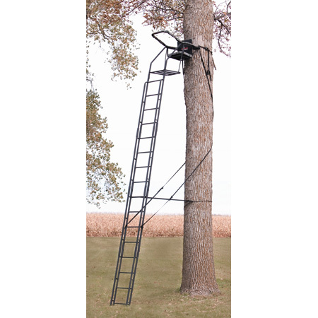 BIG GAME THE SKYBOX DELUXE TREESTAND