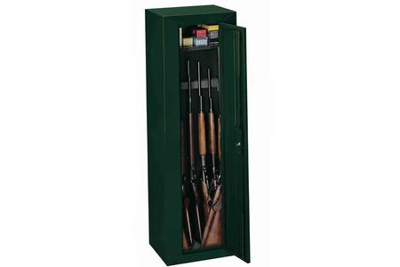 10 GUN COMPACT STEEL SECURITY CABINET