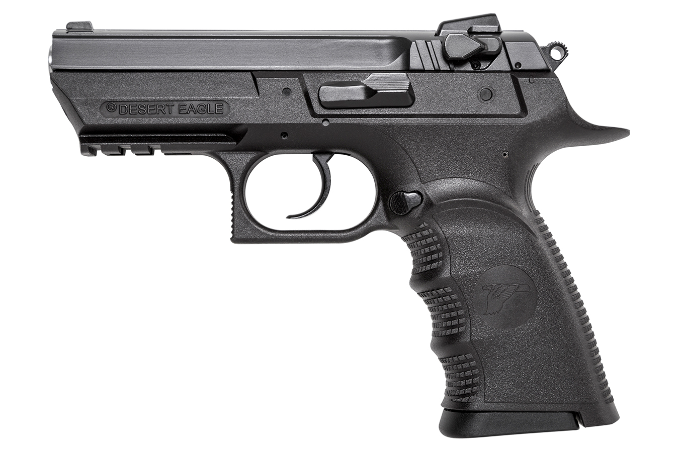BABY EAGLE 9MM COMPACT 3.85` BBL BLACK