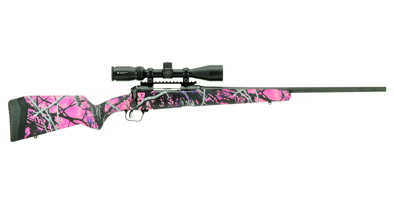 110 APEX HUNTER - MUDDY GIRL BOLT 6.5 CREEDMOOR 24` BBL