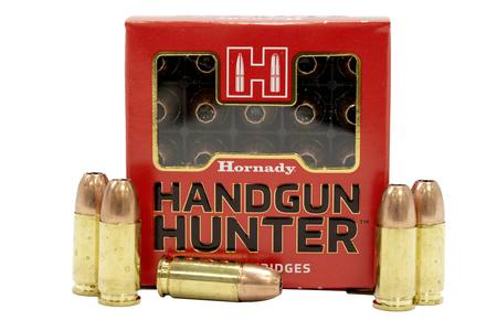 Hornady 9mm +P 115 gr Monoflex Handgun Hunter 25/Box