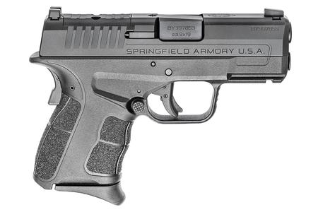 SPRINGFIELD XDS MOD.2 OSP 9MM OPTICS READY CARRY CONCEAL PISTOL