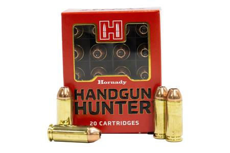 HORNADY 10mm 135 gr Monoflex Handgun Hunter 20/Box