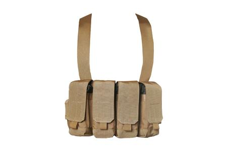 CHEST POUCHES AK47 4MAGS/2 PISTOL MAGS