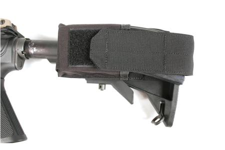 M4 COLLAP. STOCK MAG POUCH