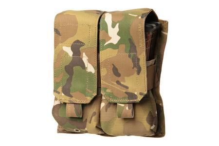 STRIKE M4/M16 DOUBLE MAGAZINE POUCH MULTICAM