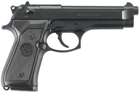 M9 92 SERIES 9MM PISTOL W/ 3-DOT SIGHTS