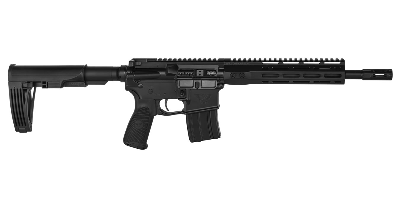 PPE 5.56MM AR PISTOL WITH M-LOK HANDGUARD
