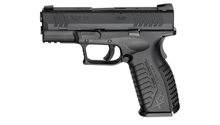 SPRINGFIELD XDM 9MM 3.8 BLACK