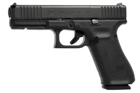 GLOCK 22 MOS GEN5 40SW PISTOL WITH FRONT SERRATIONS