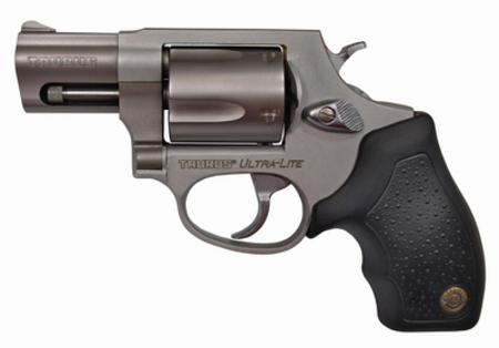 Taurus Model 85 Ultra-Lite 38 Special +P Gray Revolver