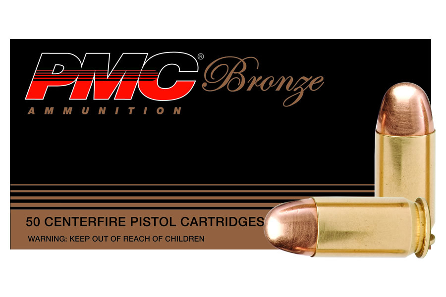 9MM LUGER 115 GR FMJ BRONZE 50/BOX