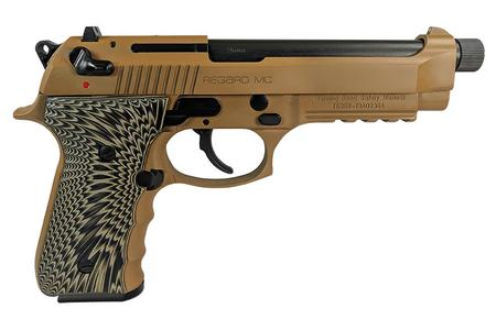 GIRSAN REGARD MC 9MM FLAT DARK EARTH PISTOL