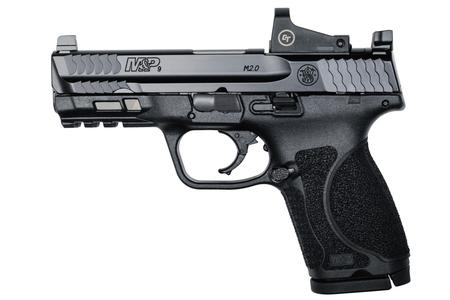 SMITH AND WESSON MP9 M2.0 COMPACT 9MM W/ CRIMSON TRACE RED DOT
