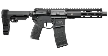SMITH AND WESSON MP15 AR PISTOL 5.56 7.5` BBL SBA3 BRACE