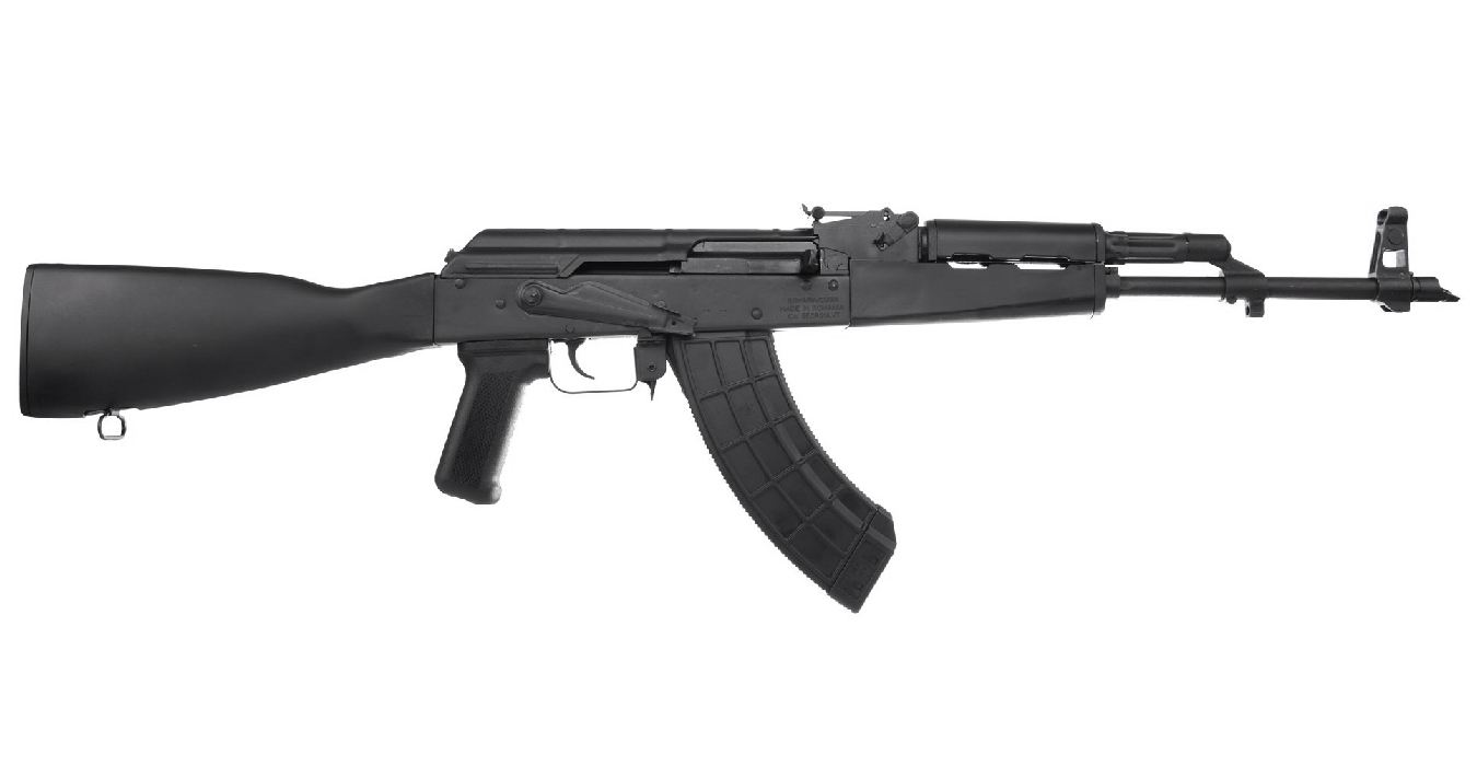 WASR 7.62X39MM 16.25` 30 RND BLACK STOCK