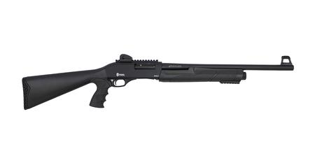 CITADEL PAT 12 GAUGE PUMP-ACTION SHOTGUN WITH GHOST RING SIGHTS AND PICATINNY RAIL