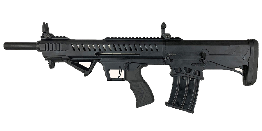 EVO-BT 12 GAUGE SEMI-AUTOMATIC BULLPUP SHOTGUN