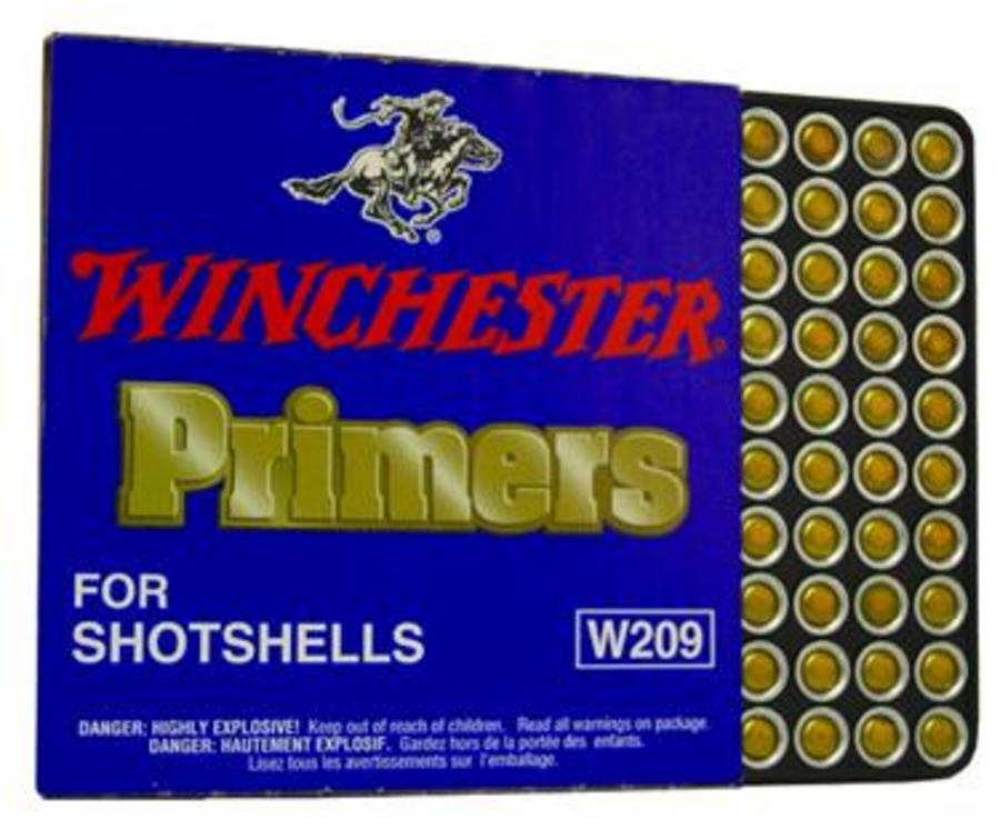 Winchester Ammo 209 Shotshell Primers Brick Vance Outdoors