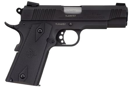 TAURUS 1911 COMMANDER 9MM PISTOL WITH NOVAK SIGHTS