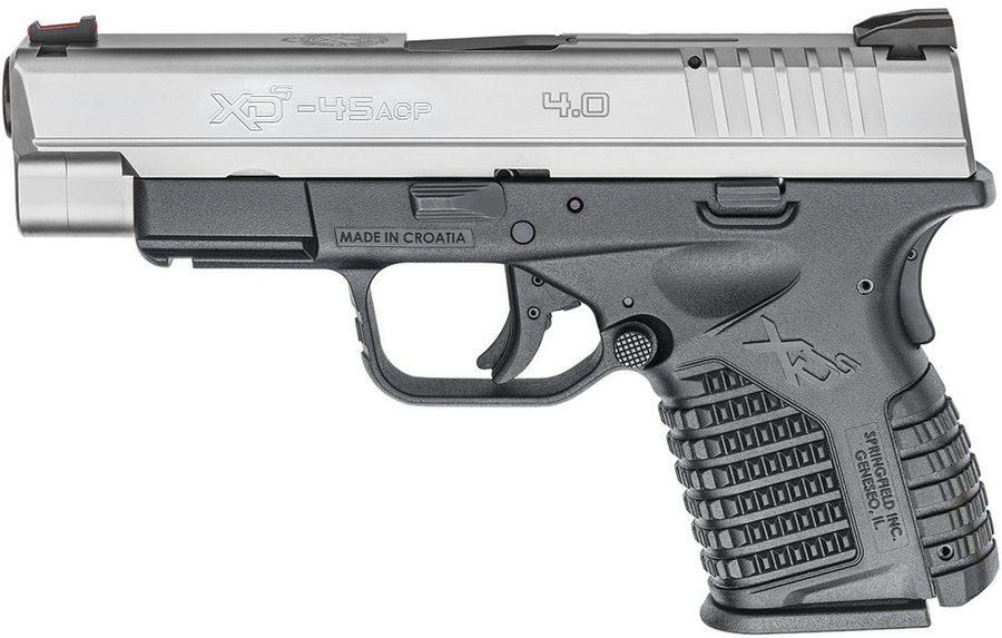 XDS 4.0 SINGLE STACK 45ACP BI-TONE