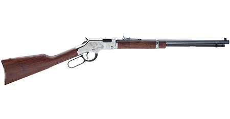 HENRY REPEATING ARMS H004SE2 GOLDEN BOY SILVER EAGLE 22LR