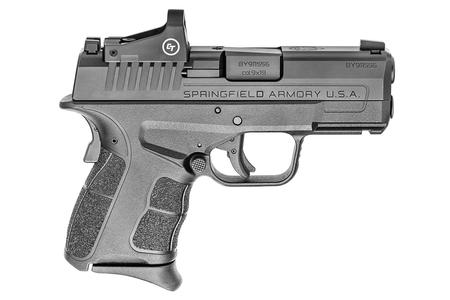 XD-S MOD.2 OSP, 9MM, 3.3 BARREL, BLACK, W/CT CTS-1500 RED DOT