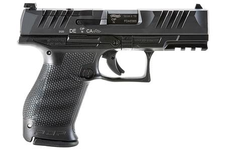WALTHER PDP COMPACT 9MM OPTICS READY PISTOL