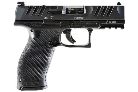 WALTHER PDP FULL-SIZE 9MM OPTICS READY PISTOL WITH 4 INCH BARREL