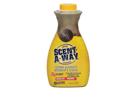 HUNTERS SPECIALTIES SCENT-A-WAY LAUNDRY DETERGENT 24OZ 01142