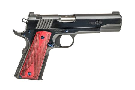 STANDARD MFG. CO. LLC 1911 45 ACP FULL-SIZE PISTOL WITH ROSEWOOD GRIPS