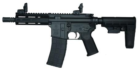 TIPPMANN M4-22 MICRO PISTOL WITH T5 ARM BRACE