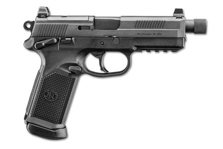 FNH FNX-45 TACTICAL 45 ACP PISTOL WITH THREADED BARREL (10-ROUND MODEL)