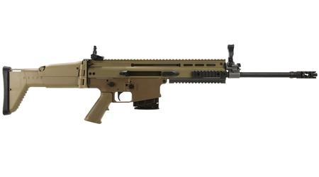 FNH SCAR 16S 5.56MM TACTICAL FDE RIFLE