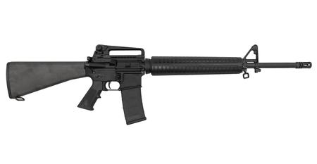 COLT AR15A4 5.56MM PATROL RIFLE WITH A2 STYLE STOCK