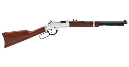 HENRY REPEATING ARMS GOLDEN BOY SILVER YOUTH 22 CAL LEVER-ACTION RIFLE